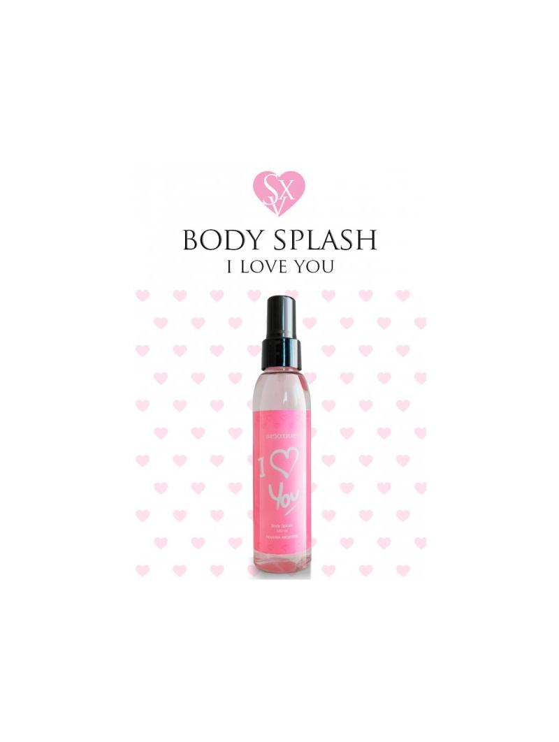 I Love You Body Splash con pheromonas - 100 ML