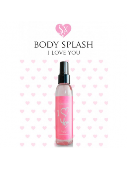 I Love You Body Splash con pheromonas - 100 ML